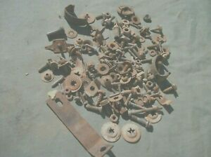 1949 Dodge Miscellaneous Bolts Washers Screws Clips Used Parts Read Ad