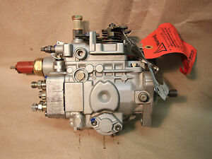 New Holland Injection Pump For Tn75fa Tractors 504054476