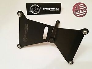 Streetrays Dual Position Front License Plate Holder For Subaru Brz Scion Fr s