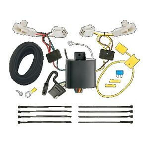 T one 4 way T connector Trailer Hitch Wiring For Toyota Avalon rav4