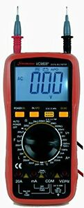 New Sinometer 30 Range Digital Multimeter Lcr Meter Vc9808 Free Shipping