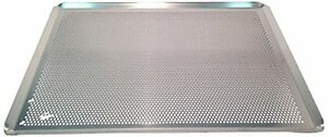 Sasa Demarle Hg330460 Aluminum Perforated Sheet Pan 18 Length 13 Width 1 Height