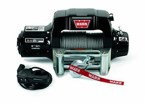 Warn 97550 9 5cti Self recovery Winch 9500lb Pull W 125ft Cable For Dodge chevy