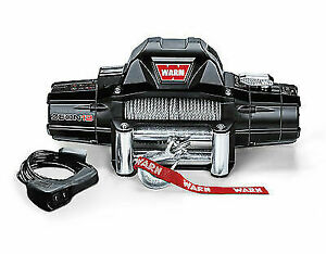 Warn 89120 Zeon 12 Recovery Winch 12000lb Pull W 80ft Cable For Chevy Ford Gmc