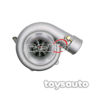 Rev9 Tx 60 62 Turbocharger Turbo Charger T4 Twin Scroll Ar70 3 V Band 550hp