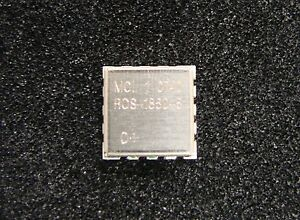 Mini circuits Ros 1850 5 Vco 0 5 x0 5 Package ck 605 Style Rohs