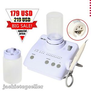 Portable Dental Ultrasonic Piezo Scaler Handpiece Water Supply Dte Satelec