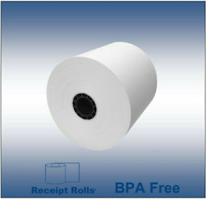 3 1 8 80mm X 308 Thermal Paper Rolls 50 cs Epson Tm Thermal Pos Printers