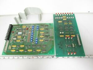 Lot Of 2 Emerson 5 00275 00 5 00271 00 Control Boards