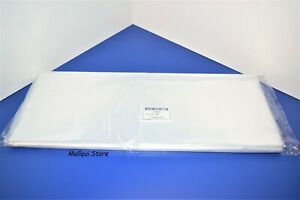 50 Clear 20 X 24 Lay Flat Open Top Plastic Poly Bags Packing Uline Best 1 Mil