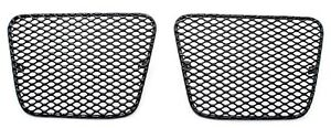 Grillcraft Che1508b Black Grille Lower 2pc Insert For Avalanche Suburban Tahoe