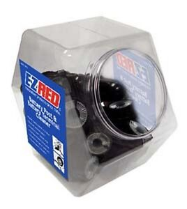 E z Red Bk50112pck Battery Terminal Cleaner top Post Batteries 12 Pack