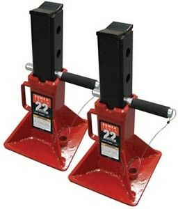 Sunex Tools 1522 22 Ton Jack Stands Pair