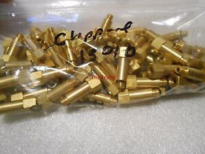 70 Clippard 15010 10 32 Brass Extension Fittings