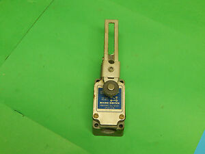 Microswitch Micro Switch 1ls59 Limit Switch With Lever Arm 600vac Max