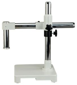 Stereo Microscope Single arm Boom Stand Heavy Duty New