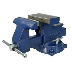 Wilton 14800 8 Reversible Swivel Mechanics Vise