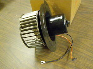 Nos 1974 1977 Ford Mustang Ii Pinto Ac Blower Motor