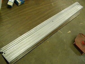 Nos 1949 1950 Ford Convertible Sill Plate
