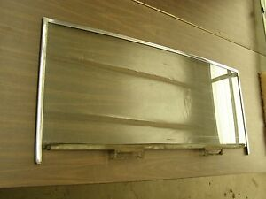 Used Oem Ford 1957 1958 Mercury Station Wagon Rear Window Glass Commuter Voyager