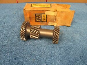 1955 61 Chevy Corvette With 3 Speed Transmission Counter Gear Nos Gm 415
