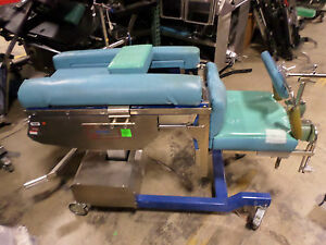 Osi Andrews Spinal Surgery Table Sst 3000