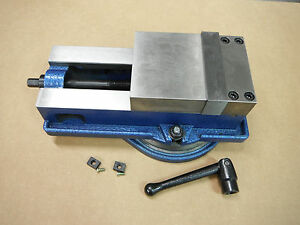 5 Precision Milling Machine Vise With Swivel Base Lathe Cnc Grinder M850500