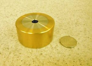 Charmilles Wire Edm Lower Pinch Roller W o Grooves 130003174 Wc005 New