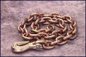 Mo Clamp 6008 3 8 X 8 Chain With Grab Hook