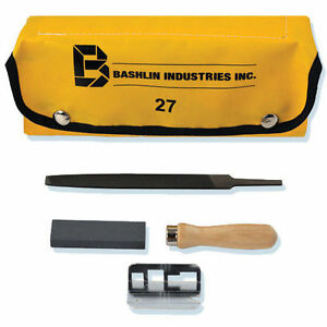 Bashlin Gaff Sharpening Kit For Tree Climbing Gaffs