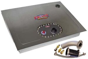 Fuel Safe 70 Mustang Fuel Tank W Remote Stock Fill Kit 16 Gallon Cell Sportsman