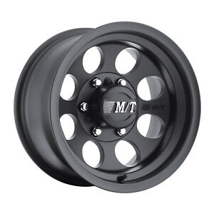 Mickey Thompson 90000001797 Classic Iii Black 3 250 Max Load 17x9 Single Wheel