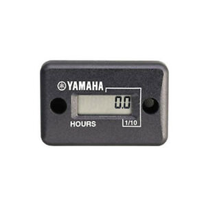 Yamaha Automatic Standard Hour Meter Eng hours 00 00