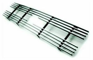 Ipcw Cwbg 9192s10 Front Polished Billet Grille Insert For 91 92 Chevy Blazer s10