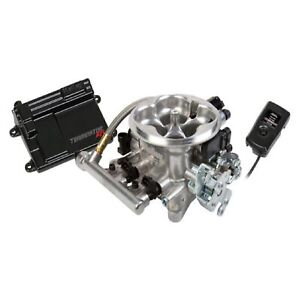 Holley 550 405 Terminator Efi 4bbl Throttle Body Fuel Injection System