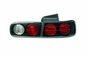 Ipcw Cwt 108b2 Pair Of Bermuda Black Euro Tail Lights For 94 01 Integra 4 Door
