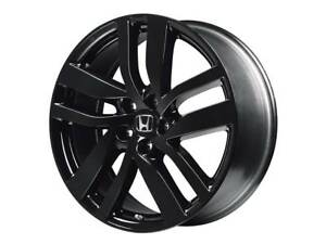 Genuine Oem Honda Pilot Ridgeline 20 Black Alloy Wheel 2016 2019