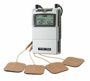 Balego Electrotherapy Dual Channel Stimulator Otc Pain Management 100ma Tens