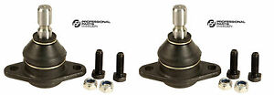 2x Professional Parts Sweden Front Upper Ball Joint Fits 66 73 Volvo 1800 122