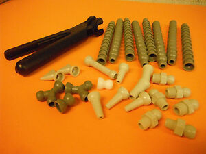 Coolant Hose Set up Kit 1 4 Snap loc Systems The Pac Bridgeport Lathe Mill Edm