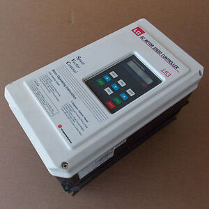 Lg Industrial Systems Sv 015 is3 4 3ph Ac Motor Speed Controller New