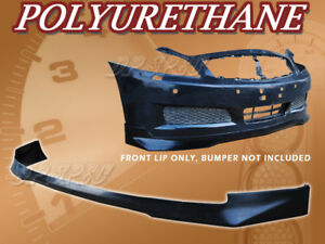 For 07 08 G35 09 G37 4dr T Ra Poly Urethane Pu Front Bumper Lip Spoiler Body Kit