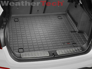 Weathertech Cargo Liner Trunk Mat For Bmw X4 2015 2018 Black
