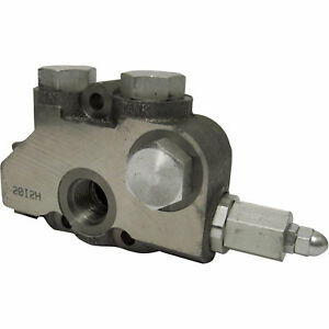 Prince Directional Control Valves inlet Section 2012h