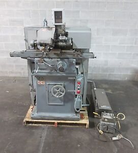 Rivett Lathe Small Hole Cylindrical Concentric Grinder 104 2 W Starter Acc