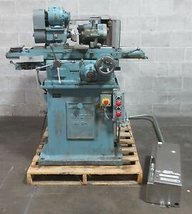 Rivett Lathe Small Hole Cylindrical Concentric Grinder Co 104 2 W A b Starter
