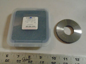 Machinist Mill Robb Jack Solid Carbide Saw Blade 2 1 2 X 20 56 Th