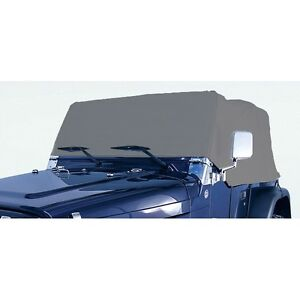 Deluxe Cab Cover For Jeep Cj Wrangler Yj Tj 1976 2006 391332102 Outland