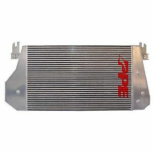 Ppe High Flow Performance Intercooler 2001 2005 Gm 6 6l Lb7 Lly Duramax Diesel