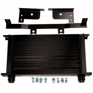 Ppe Heavy Duty Performance Transmission Cooler For 2003 2005 Gm 6 6l Duramax